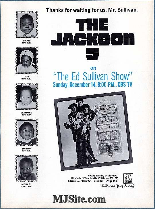Jackson 5 as babies!!