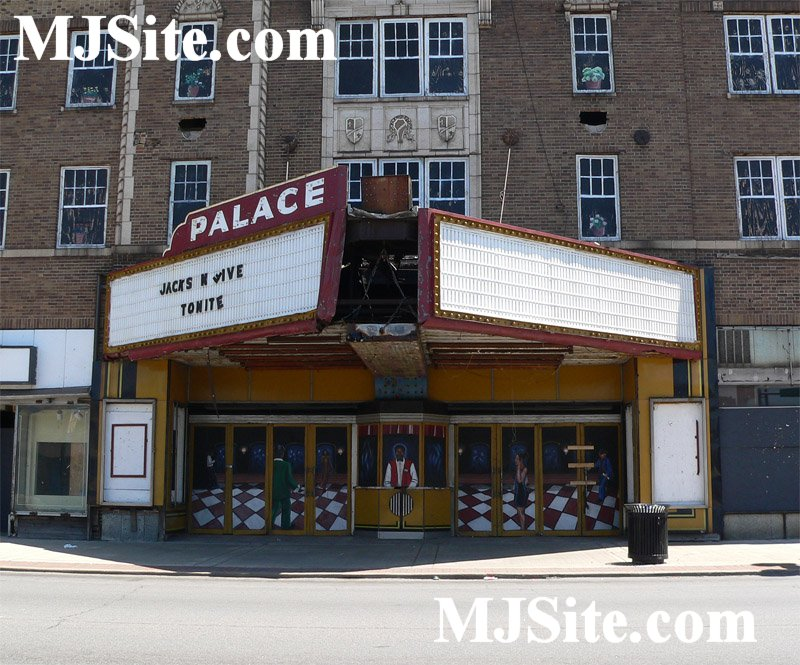 The Palace In Gary, Indiana
