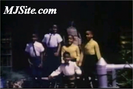 Jackson Five in Gary, Indiana