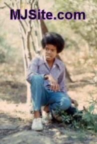 Michael Jackson in 1971