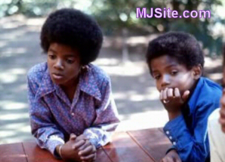 randy jackson and michael jackson together. Michael and Randy Jackson in