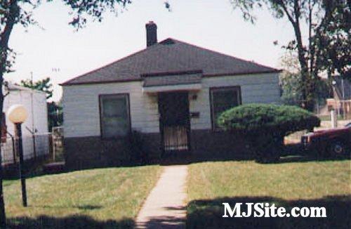 Jackson 5 Gary, Indiana Home